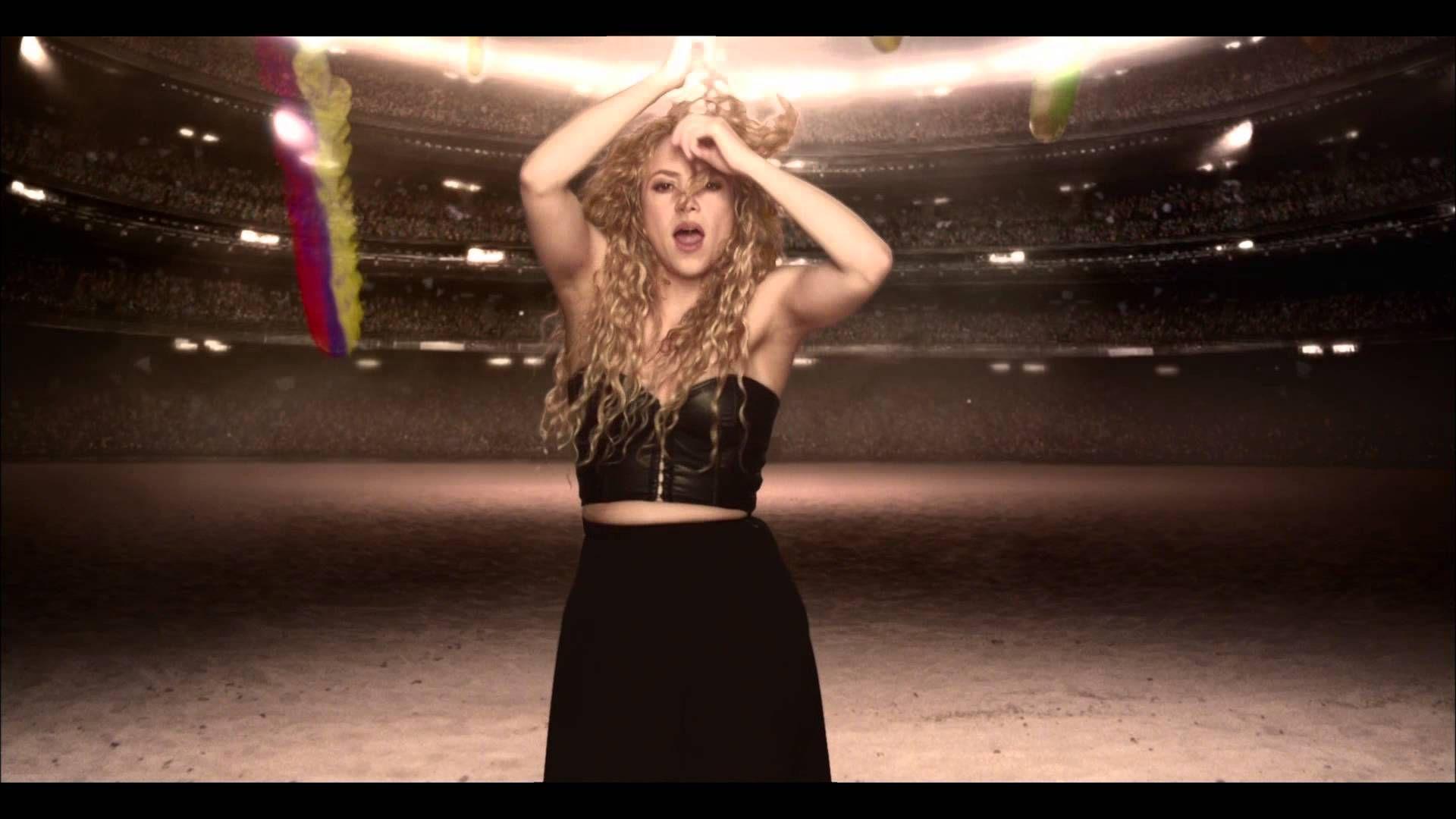 Shakira La La La Brazil 2014 Shakira Music Shakira Celebrity Sightings