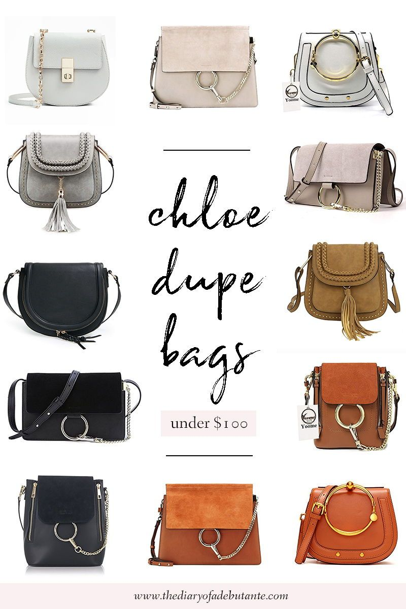 47d1429bfa The Best Chloe Look Alike Bags (And Where to Find Them ...