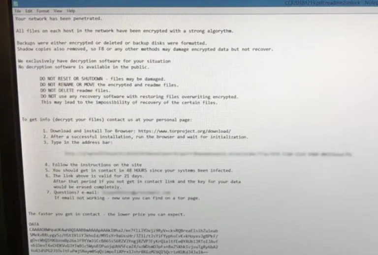 Ransomware Attack Impacted Government Services In The Territory Of Nunavut Canada Government Services Government Accounting Government