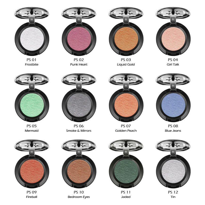 "1 nyx prismatic metallic eyeshadow  ps ""pick your 1 color"