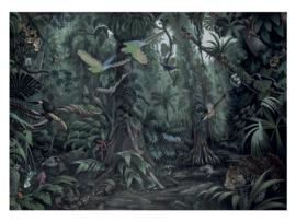 KEK Amsterdam Flora & Fauna WP-602 behang online kopen? #tropischelandschaftsgestaltung