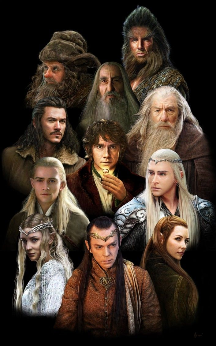 Lo Hobbit o la riconquista del tesoro titolo originale The Hobbit sottotitolato There and Back Again cioè Andata e ritorno noto anche semplicemente come Lo