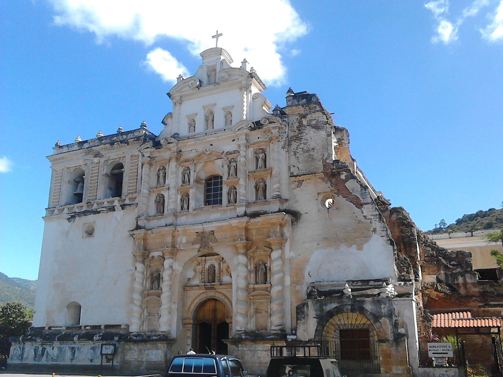 Lo natural i antiguo es lo mas ermoso en Antigua Guatemala ....