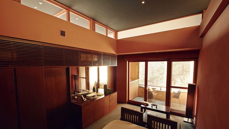 Yamaroji Double 1f 寝室