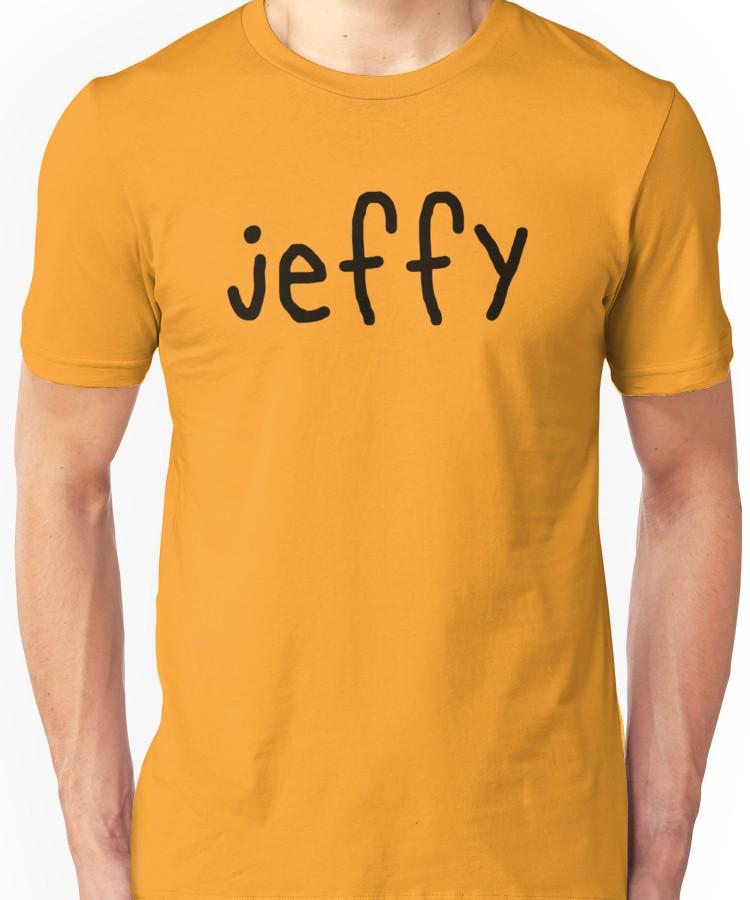c9d56760cf5f jeffy sml Unisex T-Shirt | Products | Shirts, T shirt, Girls tees