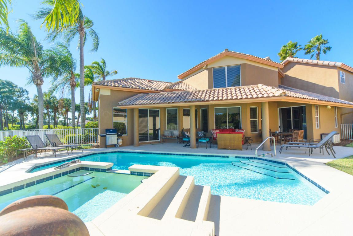 10124 Osprey Trace West Palm Beach Fl 33412 Donohuerealestate Forsale Ibisgolfclub Golfview Preserveview Pool Florida Pool Florida Home West Palm Beach