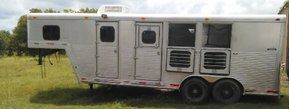 3 Horse With Weekend Package Horse Trailers For Sale Trucks For Sale Aluminum Trailer