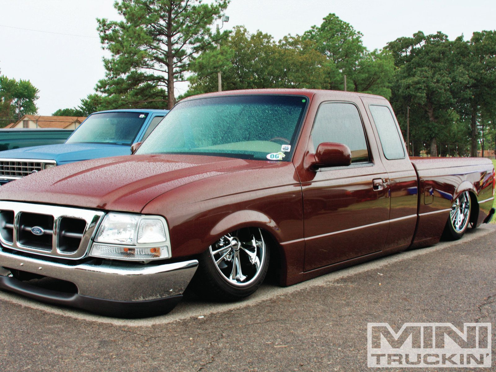 bagged rangers 1303mt 08 slamily reunion truck show. Black Bedroom Furniture Sets. Home Design Ideas