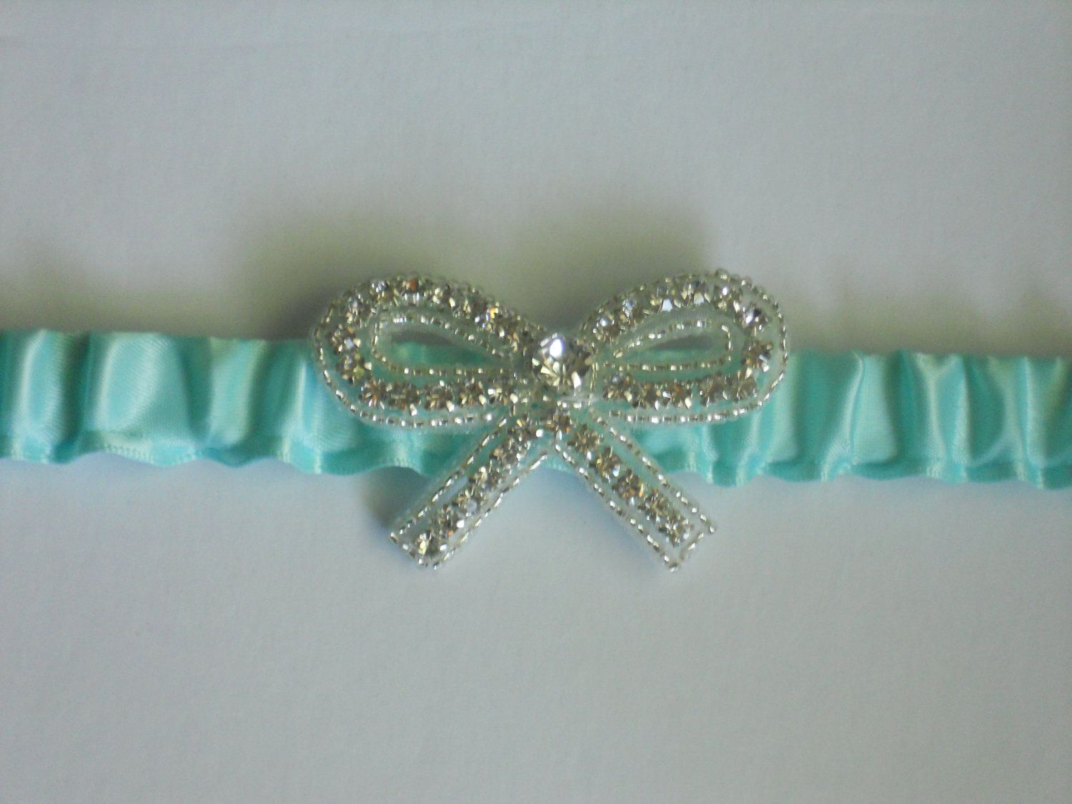 perfect duo: tiffany's blue and a bow