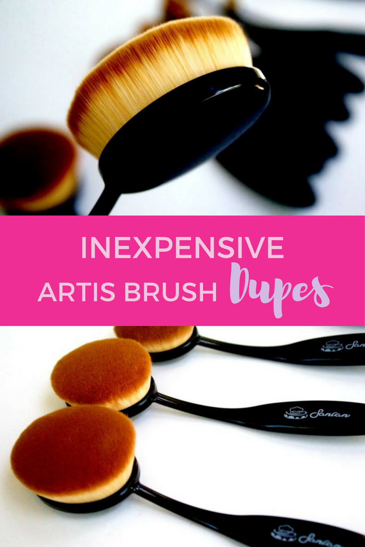 An Amazing Set of Artis Brush Dupes You've Got To Try