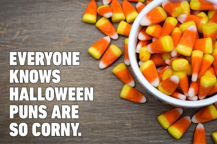 15 Halloween Puns That Ll Have You Laughing Till You Re Coffin Halloween Puns Puns Halloween Jokes