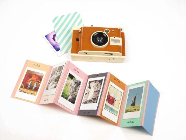 DIY Foto-Leporello aus verschossenen Fotos1Verschossene Fotos upcyclen2Leporello basteln