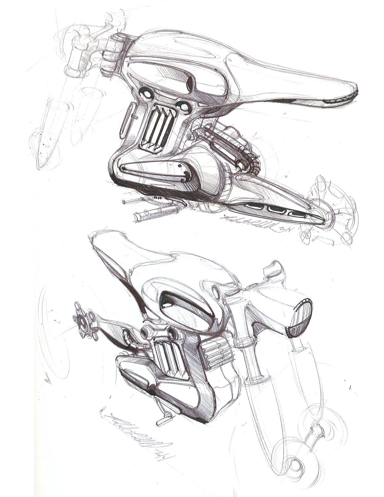 Zundapp Motorcycle On Behance