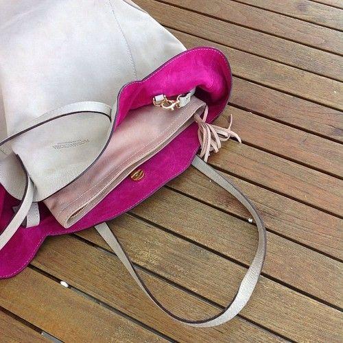 #shoppingbag #tulip y #clutch Miranda. Esta y más combinaciones muy pronto en nuestra #eboutique