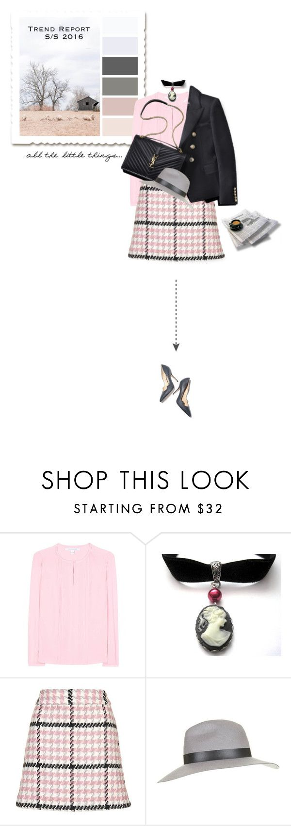 """""""Weekend thoughts..."""" by modernmoda ❤ liked on Polyvore featuring Diane Von Furstenberg and Topshop"""