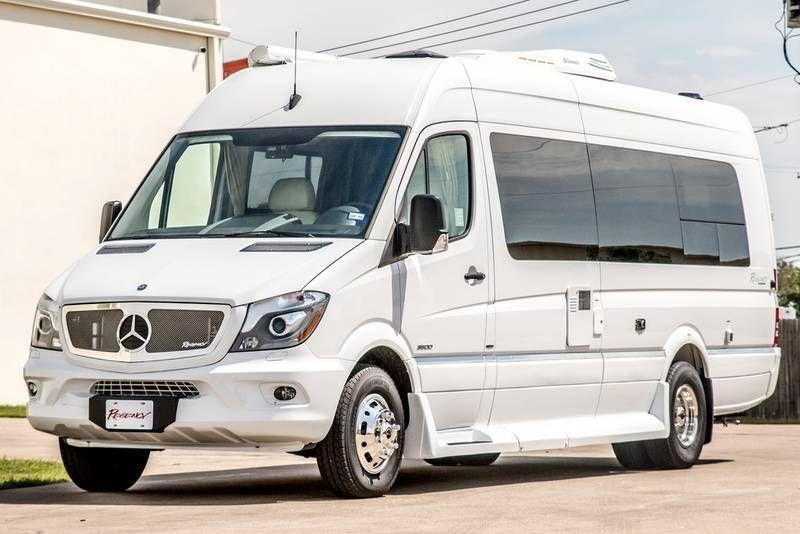 2015 Regency Conversion Mercedes Benz Sprinter For Sale