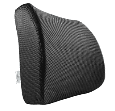 Top 18 Best Lumbar Support Pillows Review In 2020 Buyer S Guide Lumbar Support Memory Foam Seat Cushion