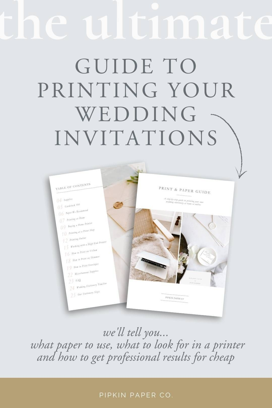 How To Print Your Wedding Invitation Template With This Etsy Wedding Invitation Templates Printing Wedding Invitations Wedding Invitations