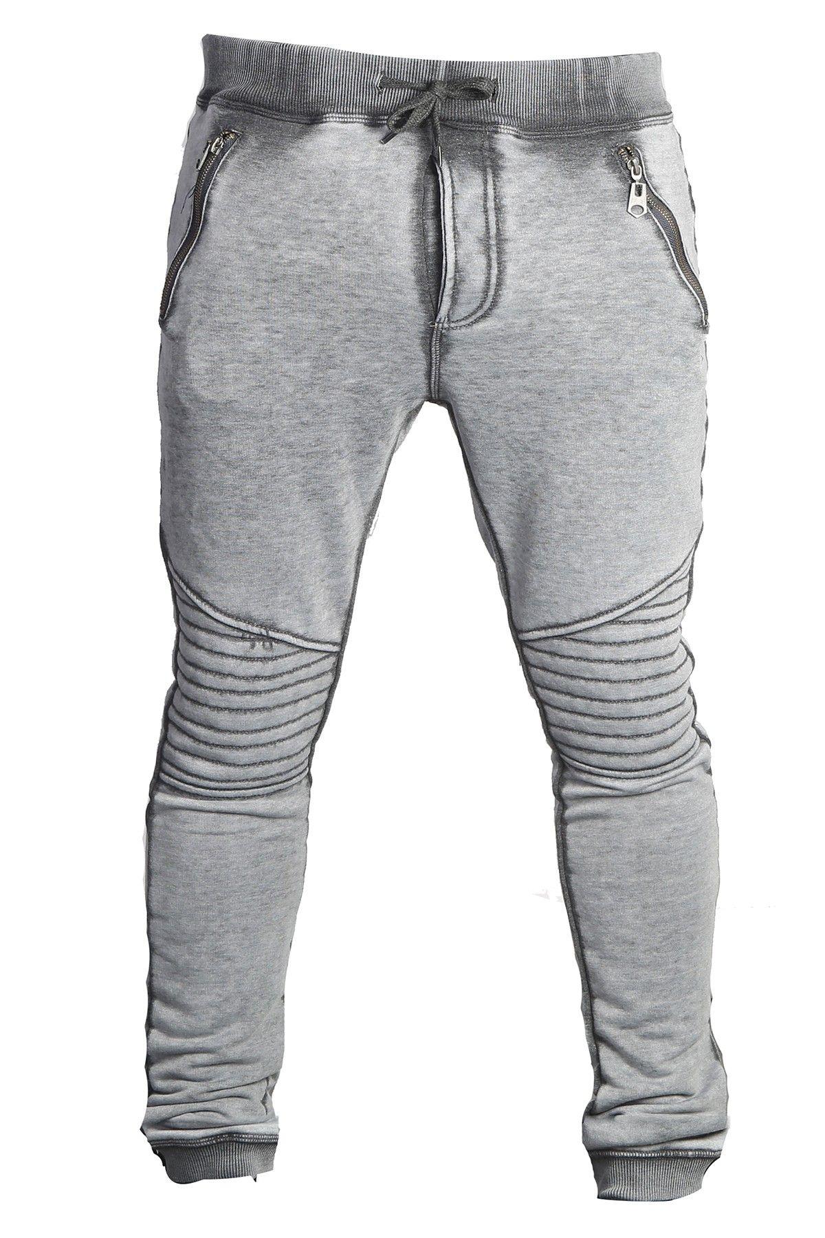 30f2e73a1c Pantalón largo de hombre tela sport corte pantalón de harén Sport chic  Condición  Nuevo Descripción pantalones harén correr jogging pegado al  cuerpo ...