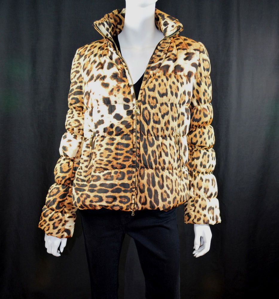 Roberto Cavalli Woman Leopard-print Wool-blend Coat Animal Print Size 44 Roberto Cavalli Shopping Online For Sale Clearance Supply With Credit Card Sale Online New Styles Cheap Online x4HHUtFUgh