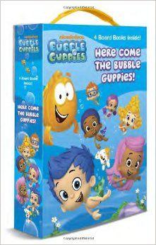 Here Come the Bubble Guppies! (Bubble Guppies) (Friendship Box): Mary Tillworth, Random House: 9780449817681: Amazon.com: Books