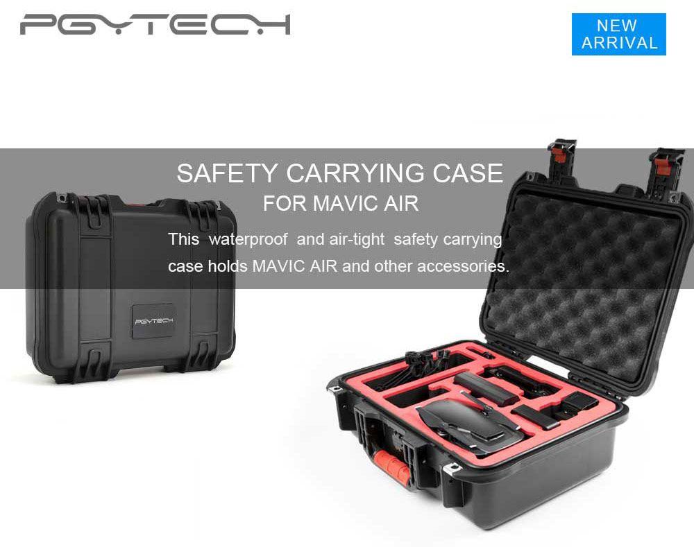 Premium Koffer Fur Dji Mavic Air Koffer Hartschalen Koffer Und Coole Gadgets