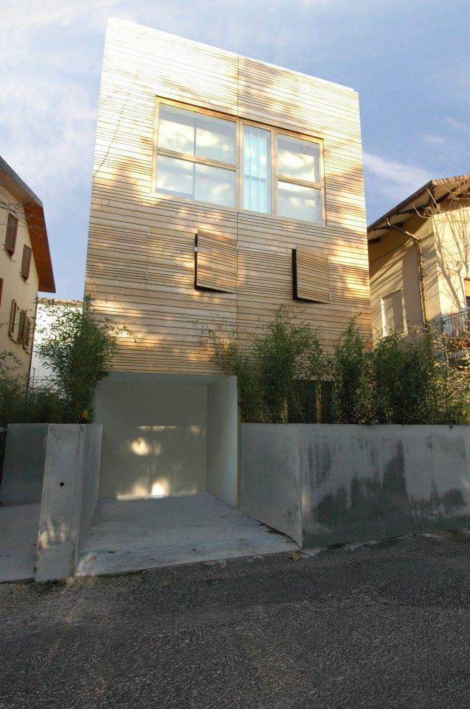 Modern Loft House Designs With Windows By Ghirardelli