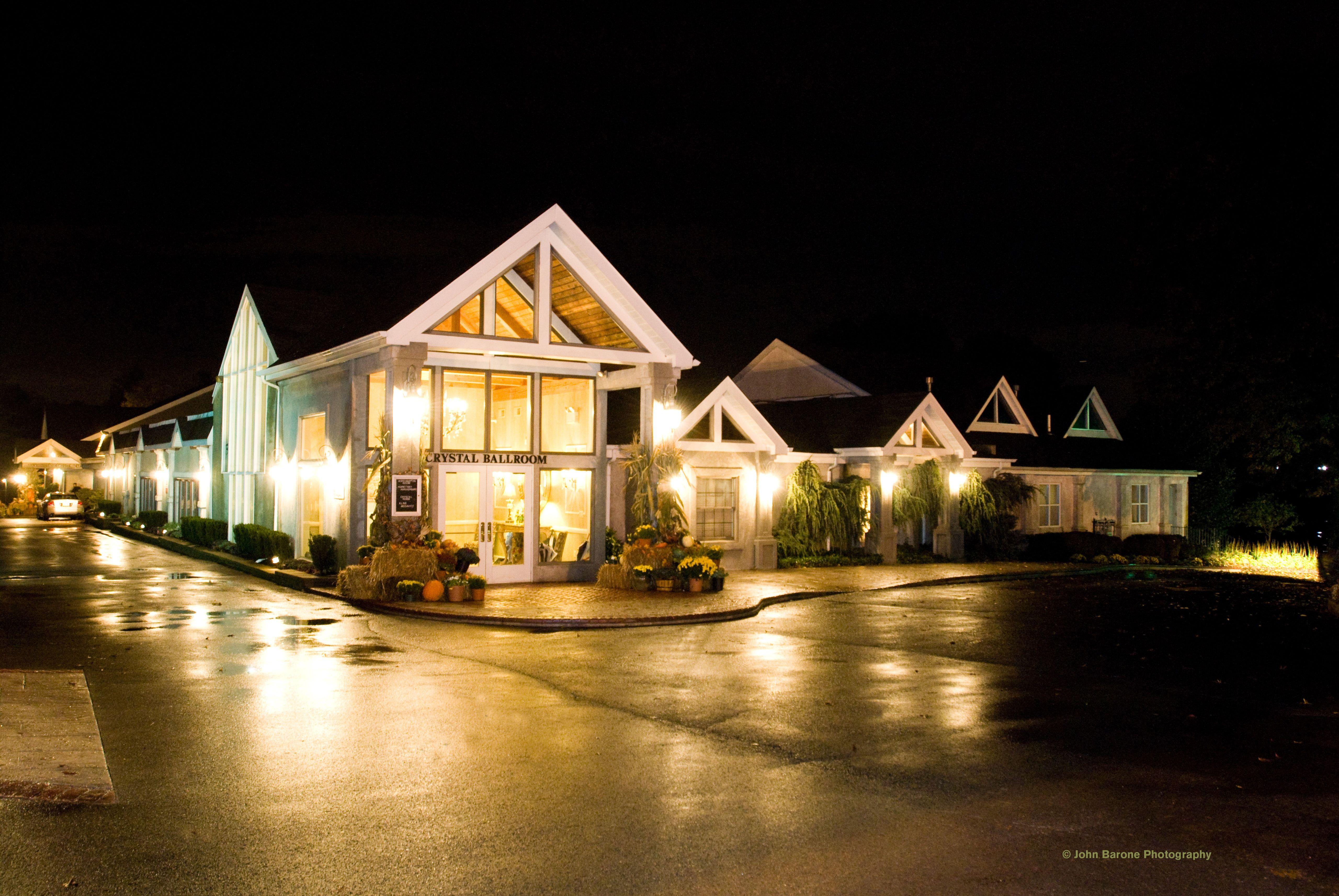 Bucks County Pennsylvania Wedding Venue Banquet Hall
