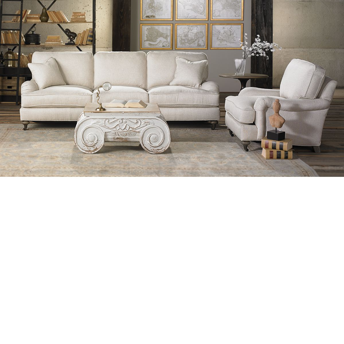 Sofa BedSleeper Sofa The Dump Furniture Outlet CHARLES OF LONDON FEATHER DOWN SOFA