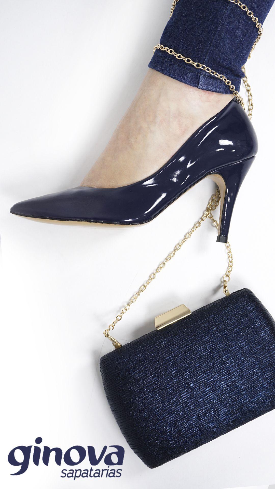 94a2dd4e3 #sapatos #calçado #portugal #fabricadoemportugal #pele #sapatariasonline # ginova #azul