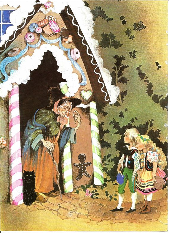 Hansel And Gretel Tale