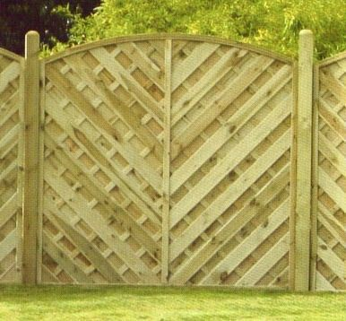 ornate fencing decorative european fence panels bentinck fencing - Decorative Fence Panels