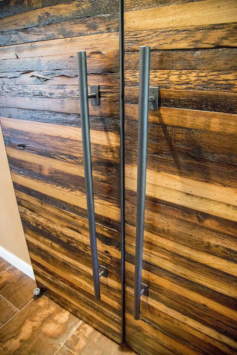 Large Door Pulls Handles For A Porterbarnwood Project With Images Barn Doors Sliding Barn Door Wood Doors