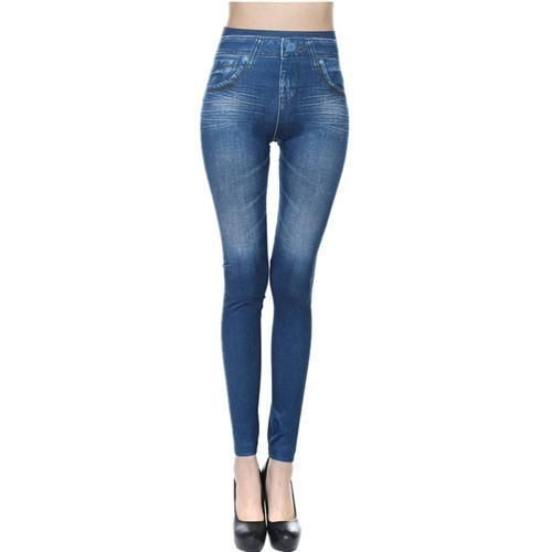 Plus Size Stretchy Jeans