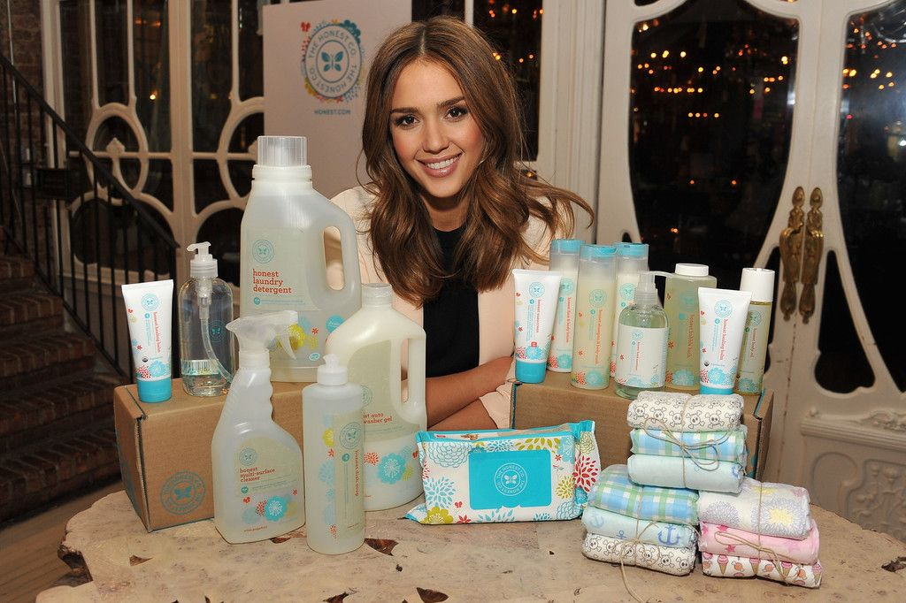 Jessica Alba - Jessica Alba Launches Honest.com