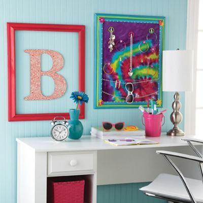 Open Back Frame Monogram Decor | Home Decor | Pinterest | Framed ...