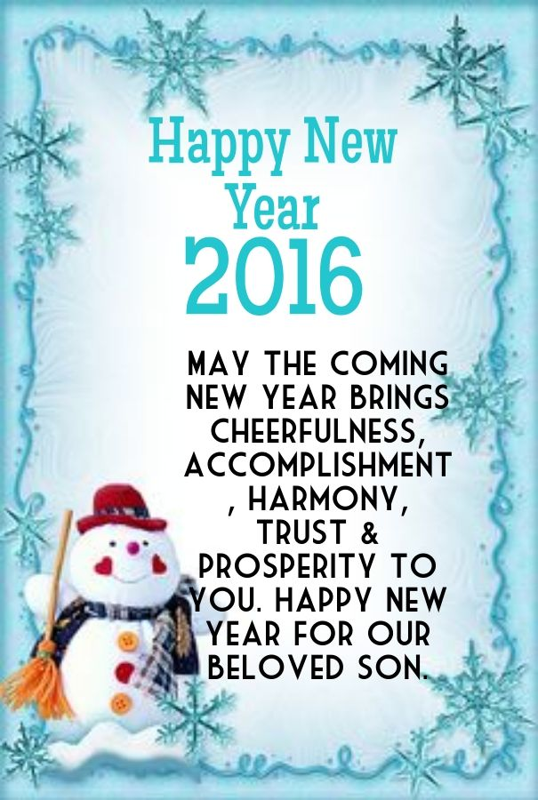 new years wishes greetings 2016 | Happy New Year 2019 Wishes Quotes ...