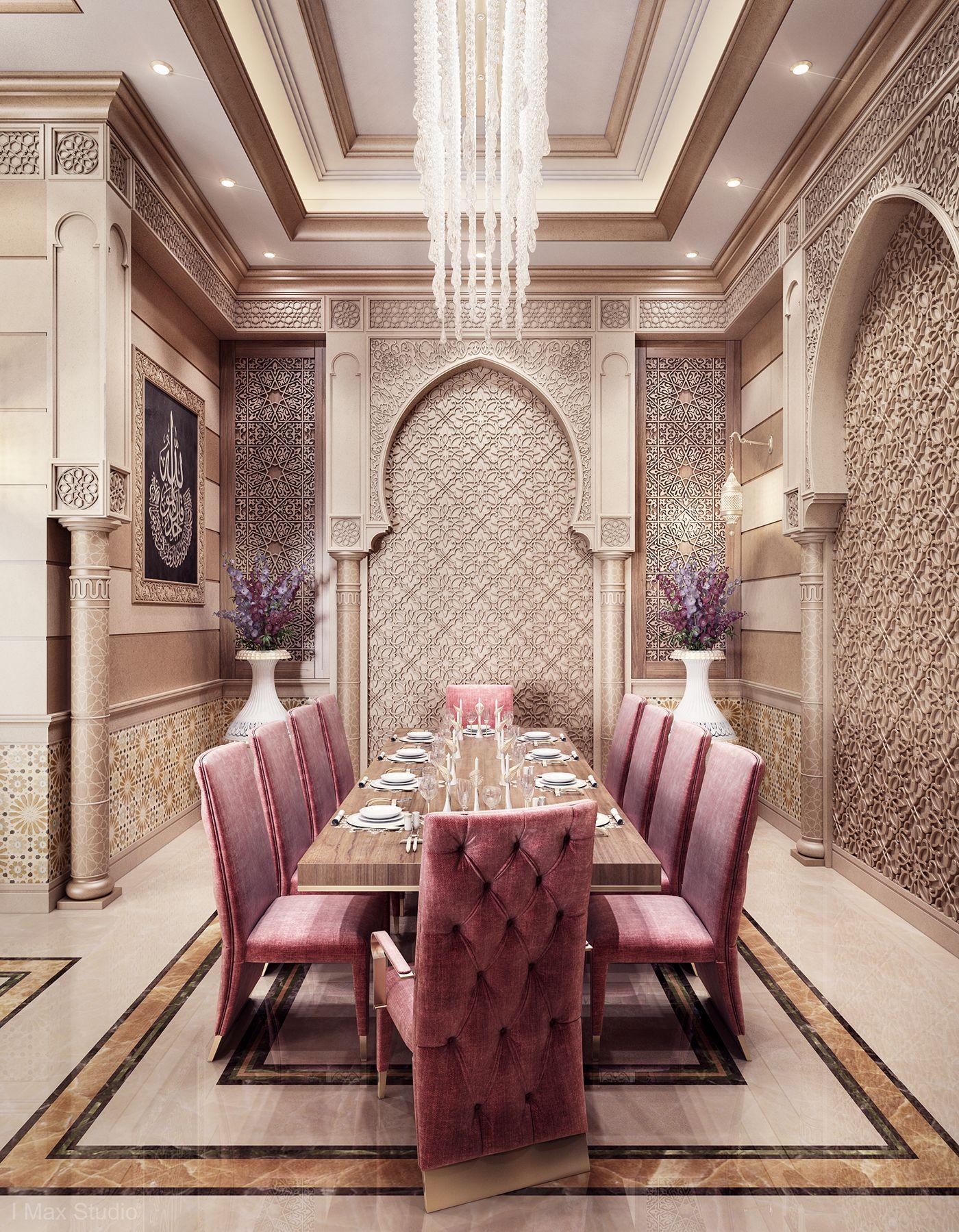 سحر الشرق / Magic Of Orient on Behance | مغربي | Pinterest | Wohnen