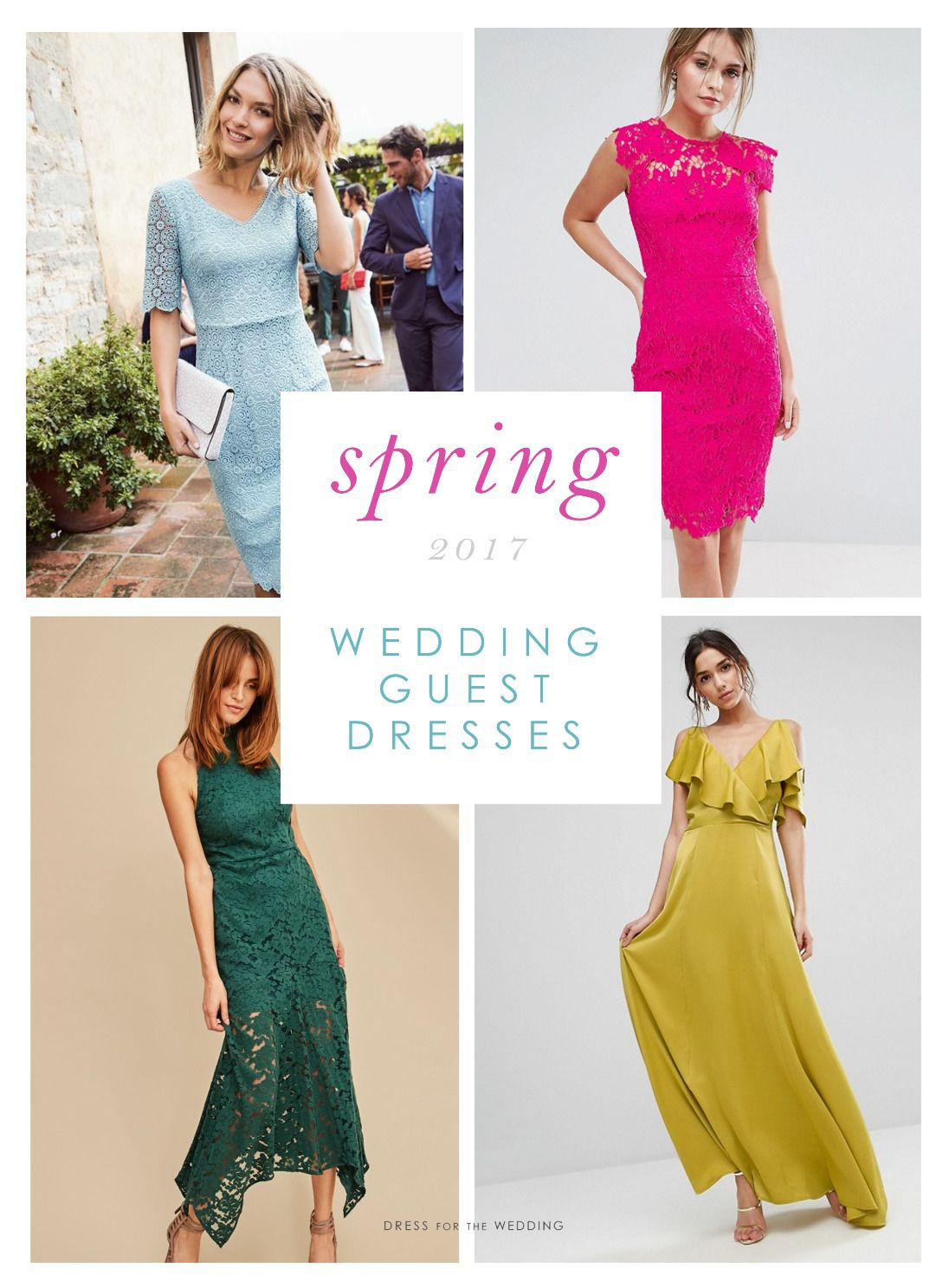 Beautiful Dresses To Wear As A Wedding Guest Dress For The Wedding Wedding Guest Dress Spring Wedding Guest Dress Wedding Attire Guest