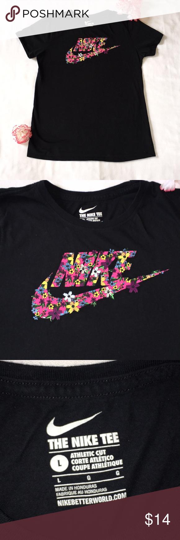 Nike Women S Floral Shirt Women S Nike Shirt With Super Cute