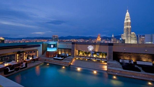 Top 10 Rooftop Pools Best Rooftop Bars Rooftop Pool Rooftop Bar