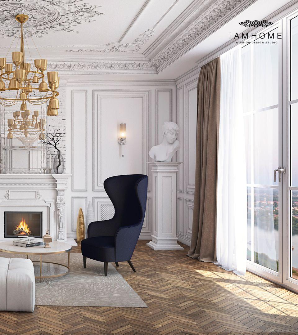 Natalia janson  am home design studio luxury modern and contemporary living room also rh pinterest