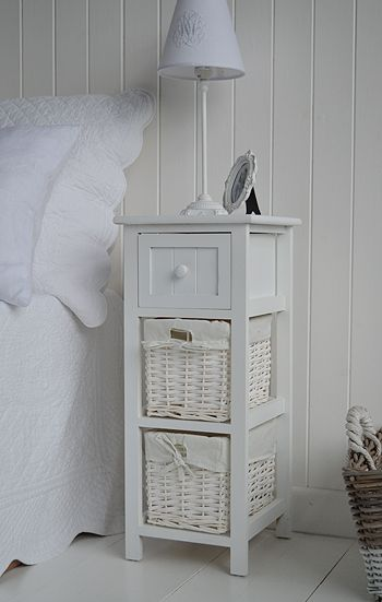 The White Lighthouse Bedroom Furniture In 2020 White Bedroom Furniture Uk Bedroom Furniture Uk White Bedside Table