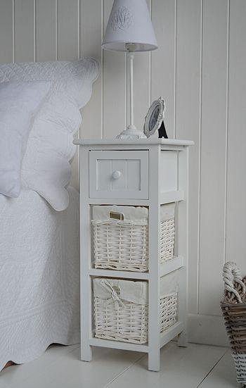 White Bedside Tables White Bedroom Furniture Uk Bedroom