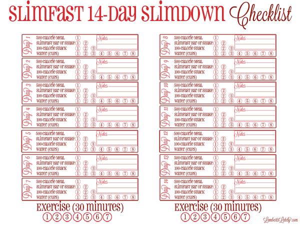 14 Days to Slim | Diet | Pinterest | Diet, Slim fast and ...