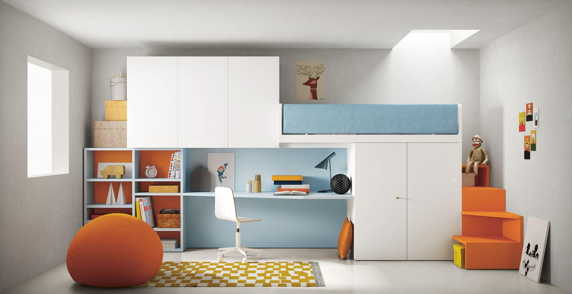 Nidi Camerette ~ 111 battistella camerette nidi arredamenti expo web furniture