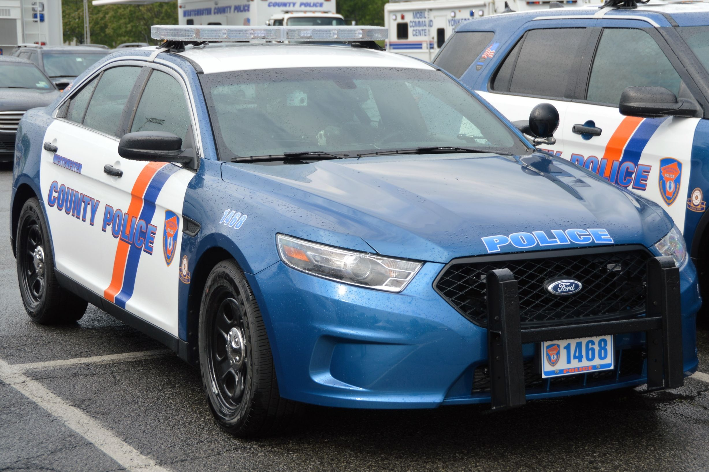 New York Westchester County Police Ford Police Interceptor Sedan Ford Police Emergency Vehicles Police Cars