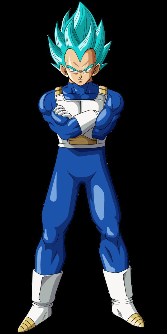 Vegeta Super Saiyajin Azul Dragon Ball Super Desenhos De Anime