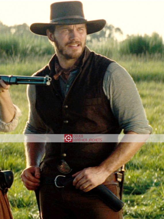 869de60ff1920 Magnificent Seven Chris Pratt Josh Faraday Vest