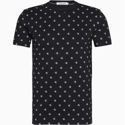Photo of Calvin Klein Slim Fit Logo-T-Shirt aus Bio-Baumwolle Xl Calvin Klein